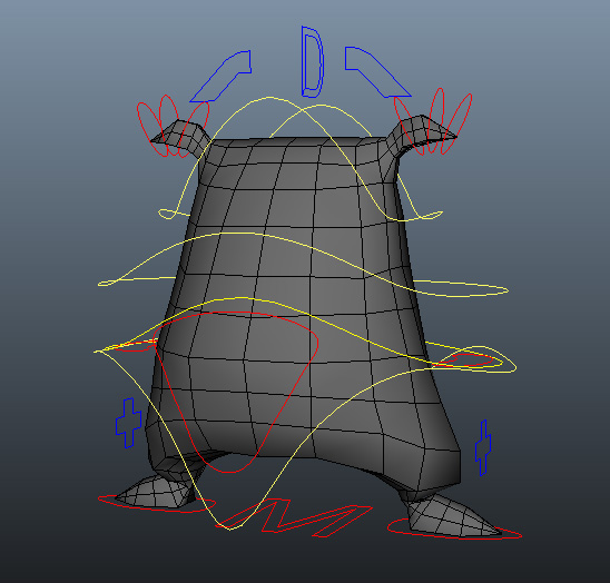 Free Maya Rigs, Ready for Animation   Truong's blog