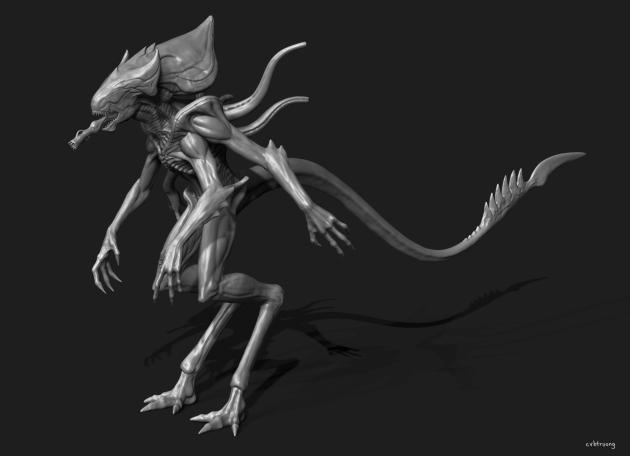 cvbtruong_Alien