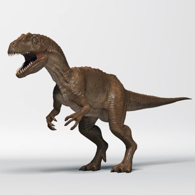 cvbtruong_Allosaurus-Fragilis-Dinosaur