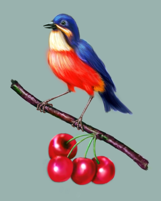 cvbtruong_birdPainting