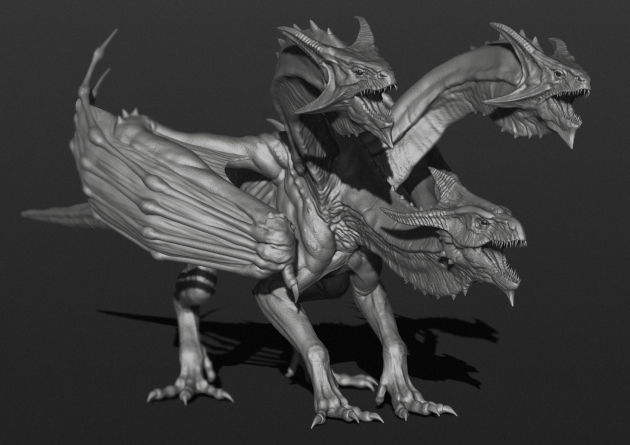 cvbtruong_dragon_wip4