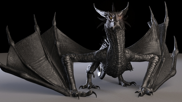 dragon_maya_rig_TruongCGArtist_2